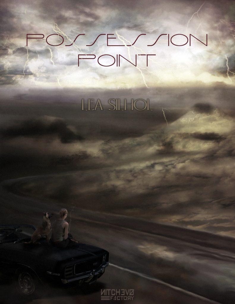 """Léa Silhol, """"Le Dit de Frontier"""", """"Possession Point"""""""